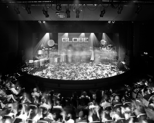Globe Show in Liberty Hall Theatre