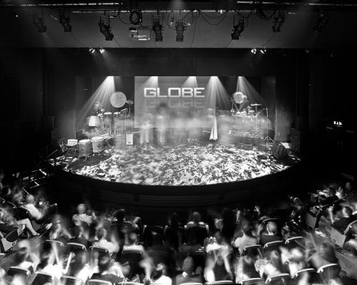 Globe Show in Liberty Hall Theatre
